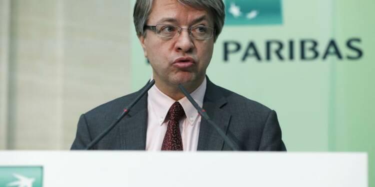 Une provision exceptionnelle plombe les résultats de BNP au 4ème trimestre