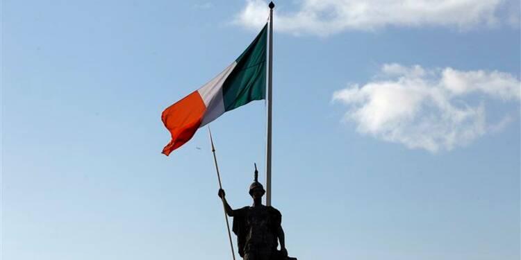 L'Irlande abaisse ses prévisions de croissance