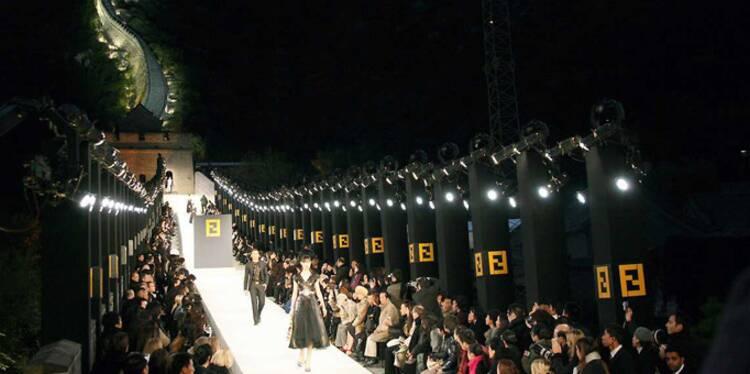 Les géants français du luxe à l'assaut de la clientèle chinoise
