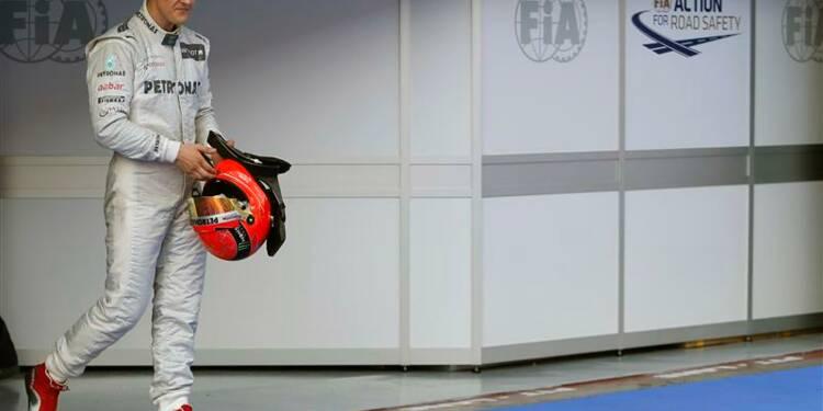 Michael Schumacher dans un état critique après une chute à ski