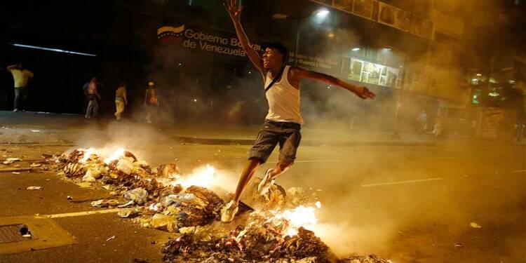 Heurts à Caracas, le gouvernement exclut tout recomptage