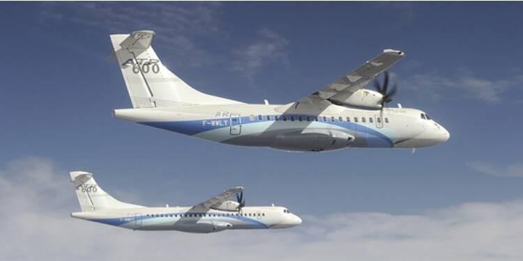 ATR remporte une commande de plus de 2,1 milliards de dollars
