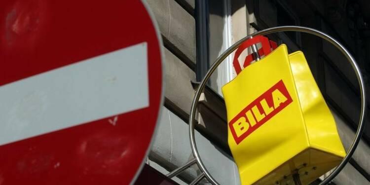 Carrefour rachète à Rewe 53 supermarchés Billa en Italie