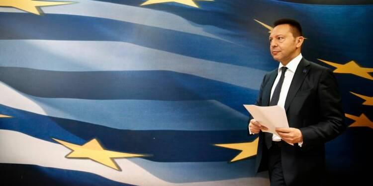 L'exécution du budget 2013 en Grèce conforme aux prévisions