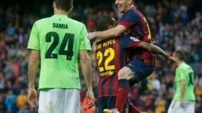 Liga: nouveau record pour Lionel Messi