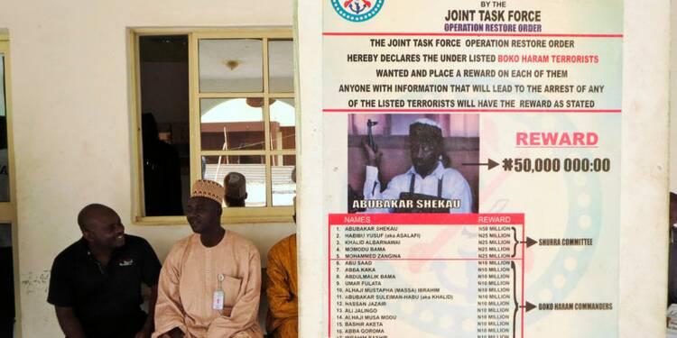 """Le président nigérian promet la """"guerre totale"""" contre Boko Haram"""