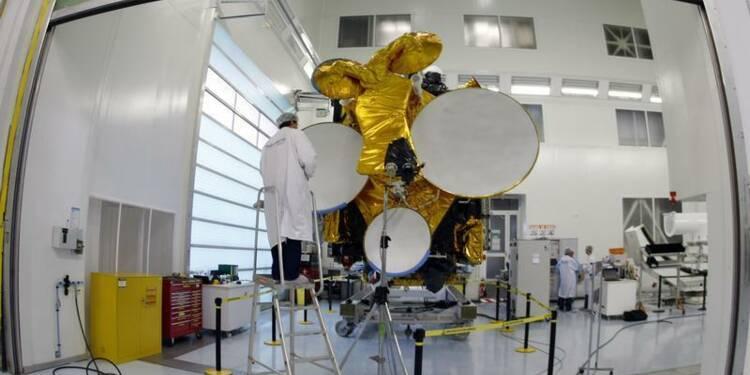 Eutelsat rachète Satmex pour 1,14 milliard de dollars