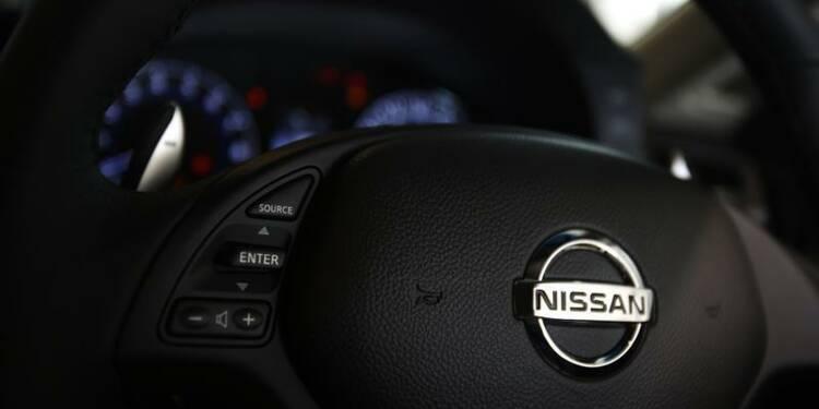 Nissan ne relève pas ses prévisions malgré son bon 3e trimestre