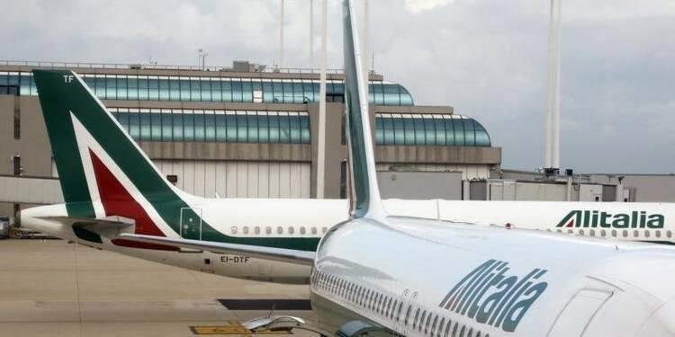 Alitalia va engager les négociations avec Etihad sous peu