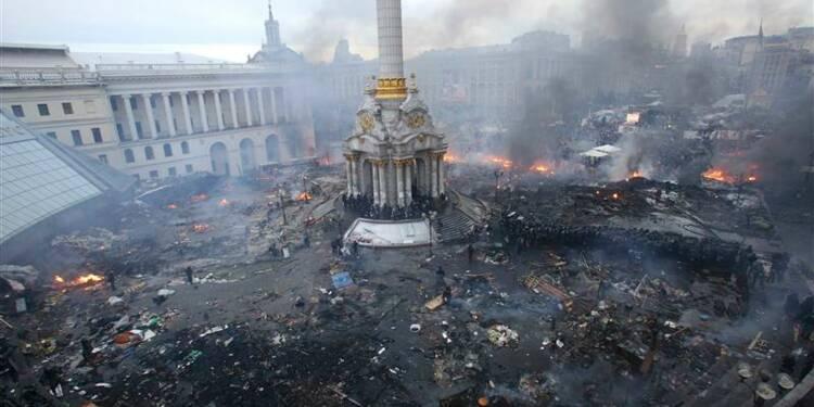 Les affrontements en Ukraine ont fait 25 tués