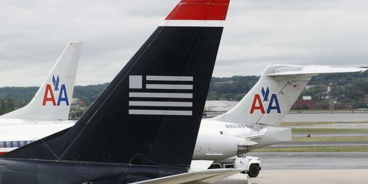 Possible fusion US Airways-American Airlines dans deux semaines
