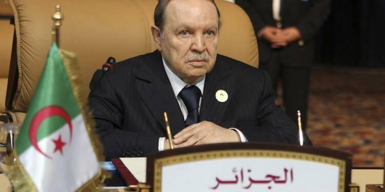 Le président algérien Bouteflika sera candidat à un quatrième mandat