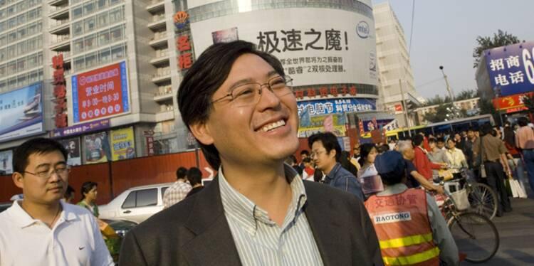 """Yang Yuanqing, P-DG de Lenovo : """"N'ayez pas peur de nous !"""""""