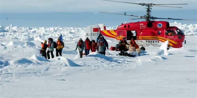 Fin du feuilleton en vue pour les naufragés de l'Antarctique