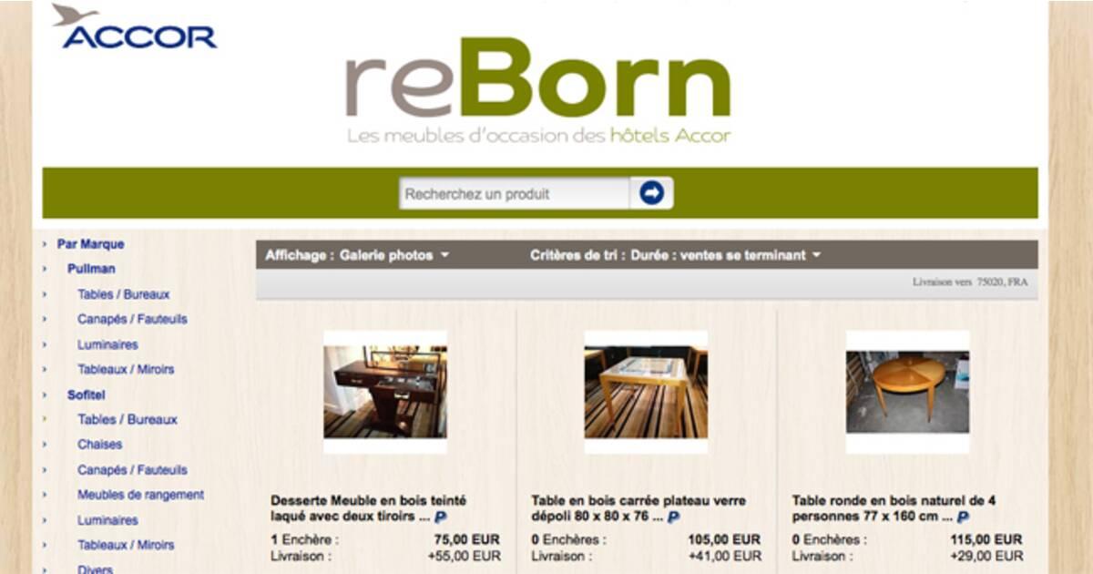 Accor Ses Hôtels Écoule Ebay De Meubles Sur Les A54RqLcS3j