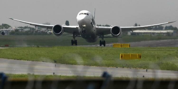 Boeing devrait confirmer un projet de 787 allongé