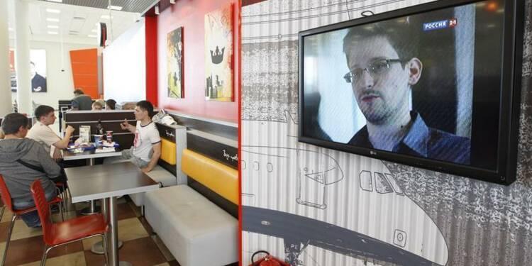 Edward Snowden a renoncé à sa demande d'asile en Russie