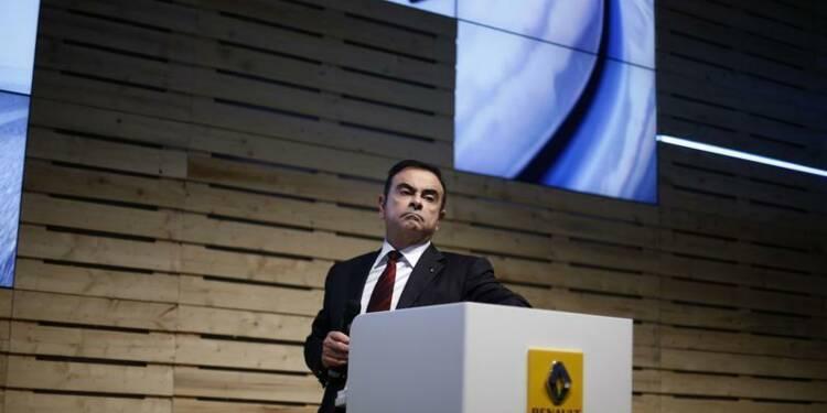 Moscovici attend un geste du PDG de Renault sur son salaire