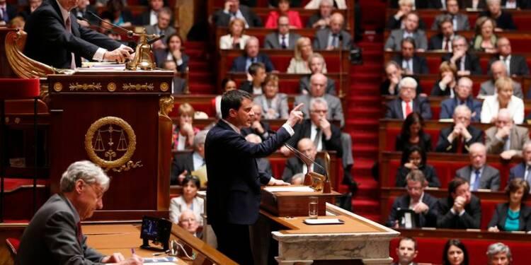 Manuel Valls, l'homme à poigne du PS à Matignon