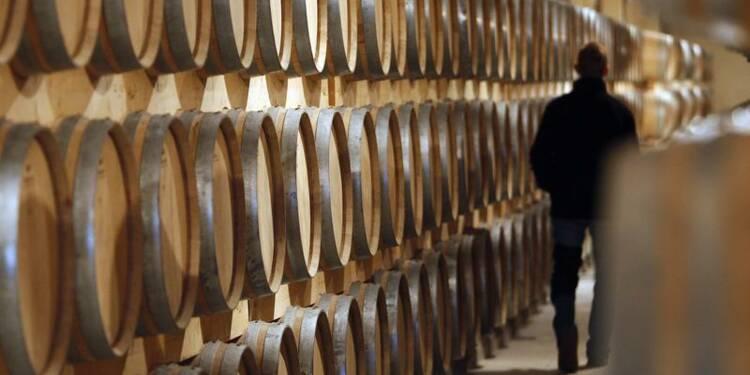 La Chine pèse sur les exportations de vins et spiritueux français