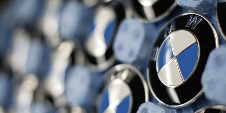 BMW rappelle plus de 500.000 véhicules aux USA et au Canada
