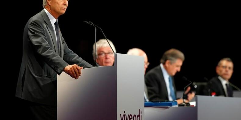 Vincent Bolloré livre quelques pistes sur le nouveau Vivendi