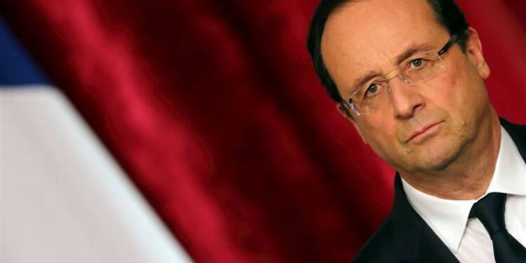François Hollande défend sa politique après la décision de S&P