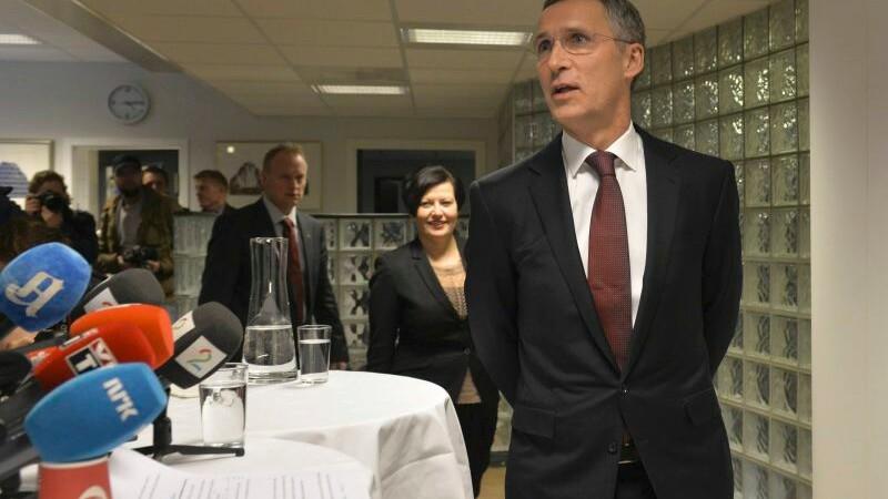 Stoltenberg succédera à Rasmussen à la tête de l'Otan