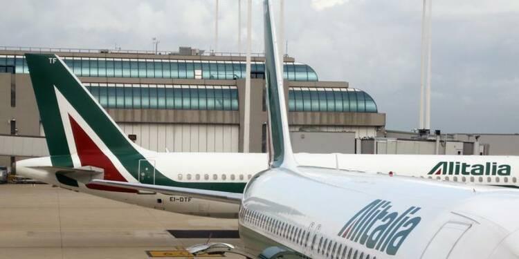 Le bénéfice net d'Alitalia à 7 millions d'euros au 3e trimestre