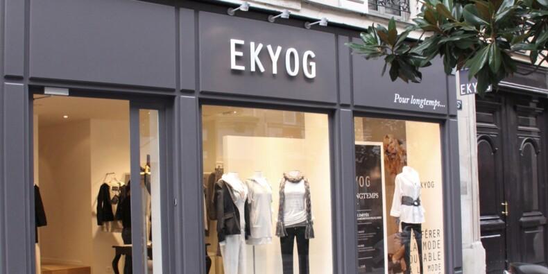 Ekyog, la marque de fringues qui fait rimer bio avec bobo