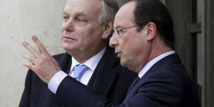Jean-Marc Ayrault a rencontré François Hollande