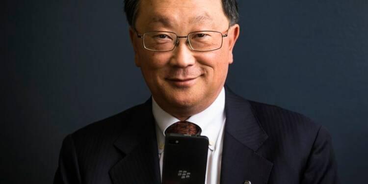 BlackBerry pourrait cesser de fabriquer des téléphones