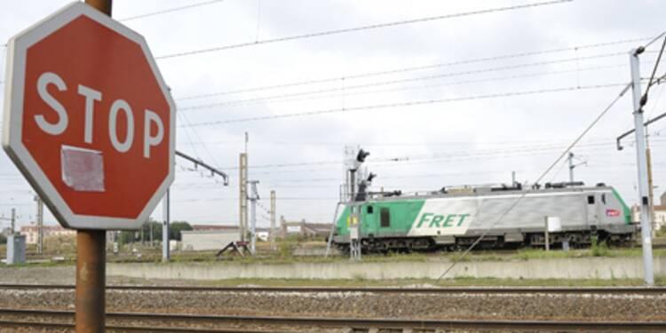 La SNCF a triplé ses pertes dans le fret en 2009