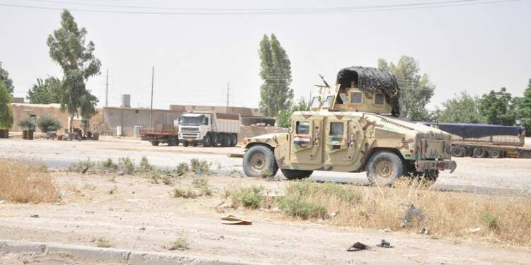 Kirkouk entièrement contrôlé par les forces kurdes en Irak