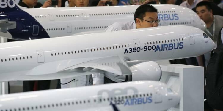 Airbus se renforce dans sa JV chinoise d'Harbin
