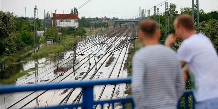 Le coût des inondations en Europe évalué à plus de 3 milliards