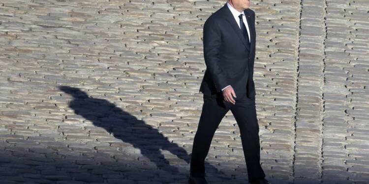 François Hollande entame l'année sociale à front renversé