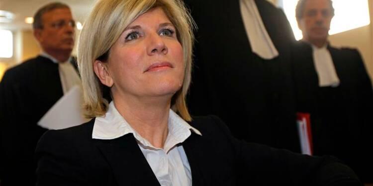 La députée socialiste Sylvie Andrieux devant la justice