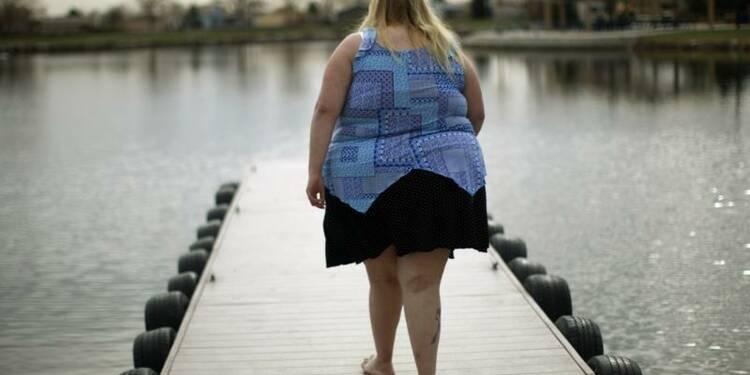 Moins de calories, mais plus d'obésité chez les Américains