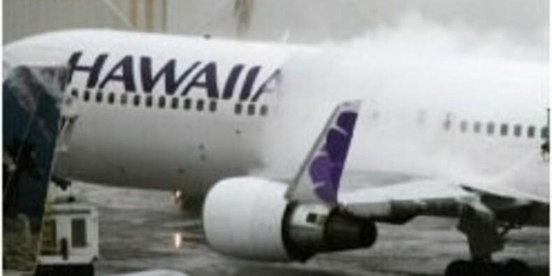 Un adolescent survit caché dans le train d'atterrissage d'un avion