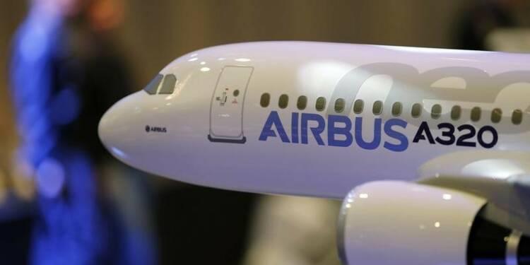 La nouvelle compagnie SaudiGulf commande quatre Airbus A320