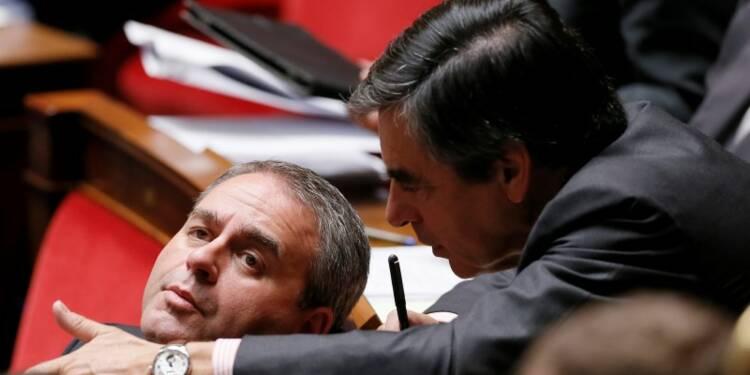 Plainte contre François Fillon et Xavier Bertrand sur l'amiante