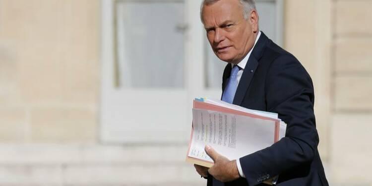 La pause fiscale sera effective en 2015, dit Ayrault