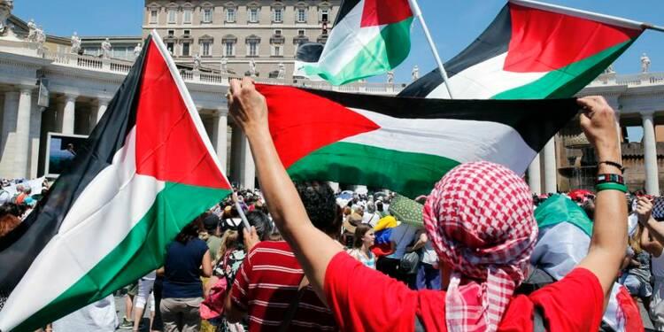 Les présidents palestinien et israélien vont prier au Vatican