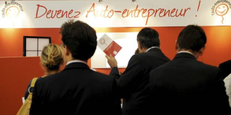 Le nombre d'auto-entrepreneurs atteint un nouveau record
