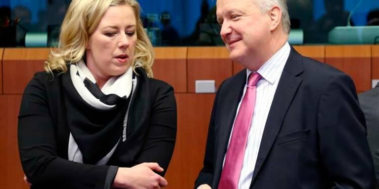 Des comptes publics grecs peut-être meilleurs que prévu, dit Rehn