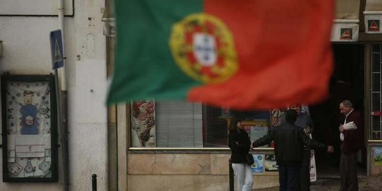 """Moody's relève la note du Portugal à """"Ba2"""""""