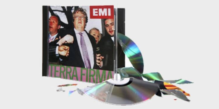 EMI la maison de disques qui n'enregistre que des pertes
