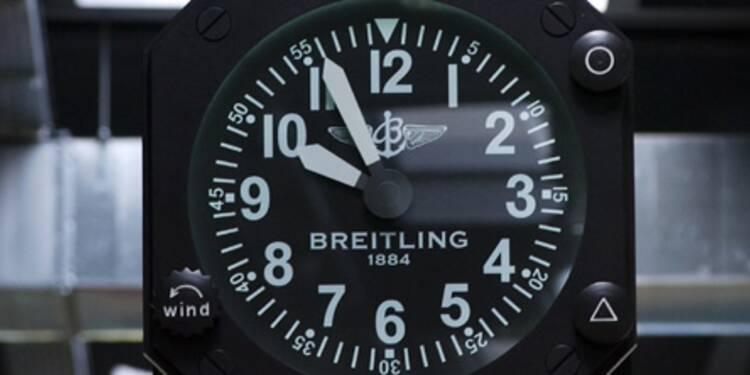 Breitling 125 ans et toujours au top