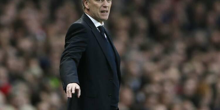 Football: David Moyes prend la succession d'Alex Ferguson à MU